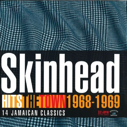 Various - Skinhead Hits The Town  (Kingston Sounds) LP